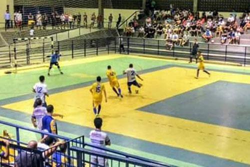 5e99790626 Dois jogos movimentam hoje o Grupo A da Taça Roraima de Futsal Sub-17