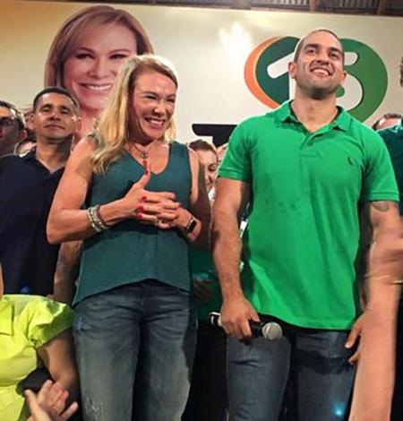 Vice de Teresa Surita é ex-secretário municipal - Folha de Boa Vista