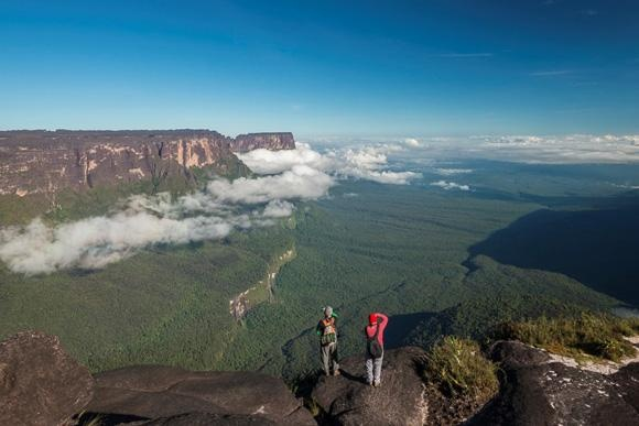 Parque Monte Roraima fará parte do programa Áreas Protegidas da Amazônia -  Folha de Boa Vista