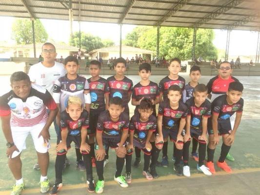 c561acd437 Definidos os semifinalistas do Estadual de Futsal Sub 12