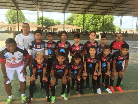 1b57e6f5c6 Semifinais do Estadual de Futsal Sub 12 começam neste final de semana