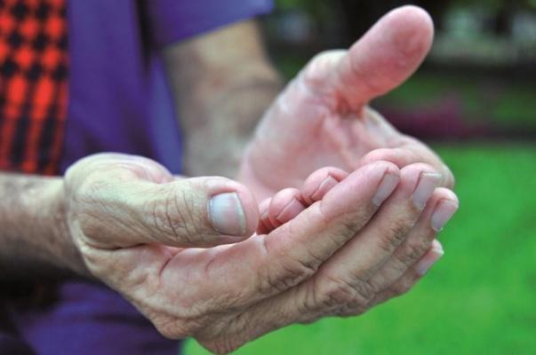 Resultado de imagem para agressão contra idosa