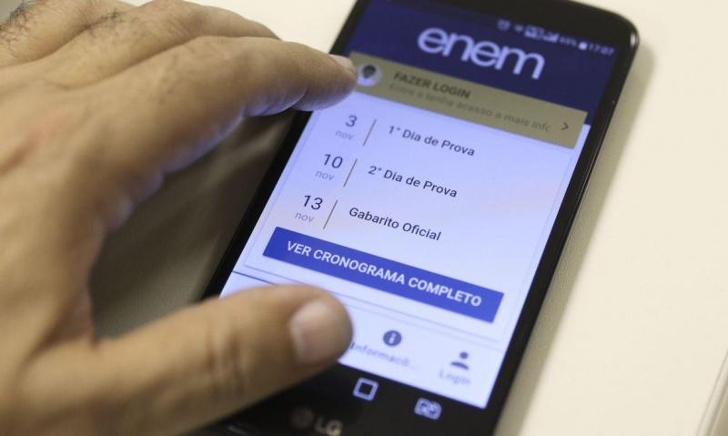 Primeiro Enem digital começa domingo (31) - Folha de Boa Vista