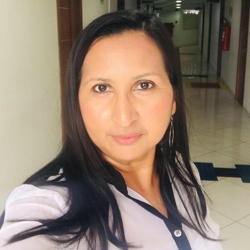 Parabéns também para a jornalista Vaneza Targino. Desejamos muita saúde, paz e felicidade para ela.